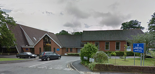 Eastleigh-Methodist Church